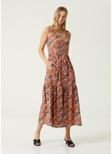 Beymen Collection Elbise Renkli